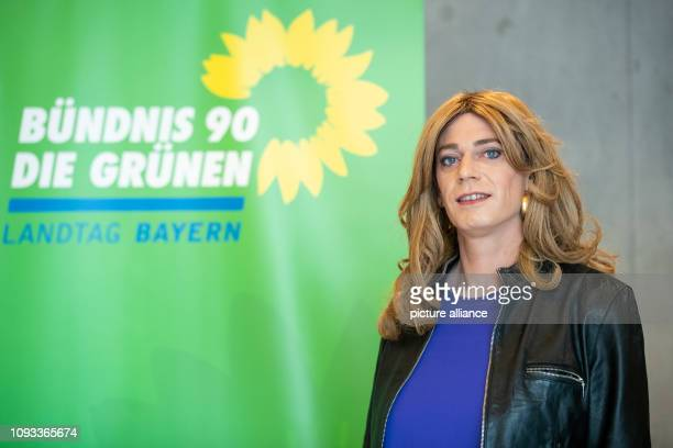 Tessa Ganserer taken on the fringes of the state party conference At the end of 2018 Ganserer at that time still known as Markus Ganserer had...