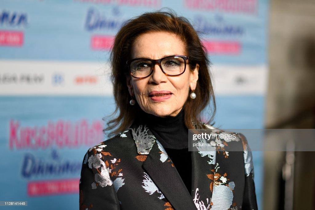 DEU: German Actress Hannelore Elsner - Obit