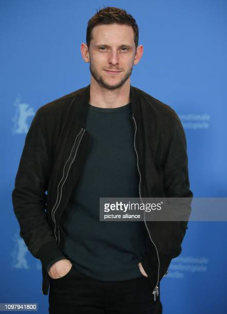 69th Berlinale Photocall Skin USA Panorama Jamie Bell British actor Photo Christof Soeder/dpa