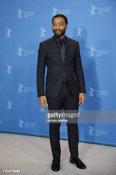 69th Berlinale Photocall Special Gala The Boy Who Harnessed the Wind Great Britain Chiwetel Ejiofor director Photo Christoph Soeder/dpa