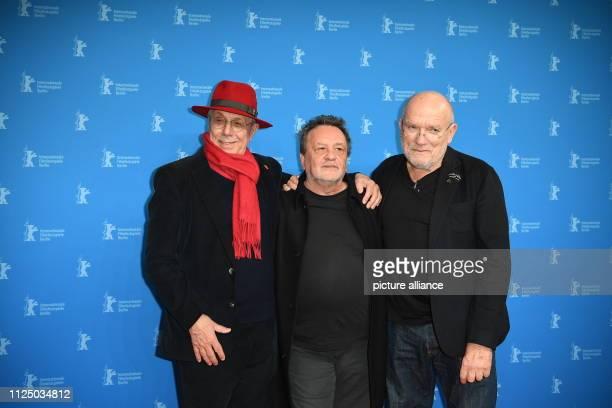 69th Berlinale Premiere Peter Lindbergh Women's Stories Berlinale Special Peter Lindbergh Photographer Jean Michel Vecchiet Director Dieter Kosslick...