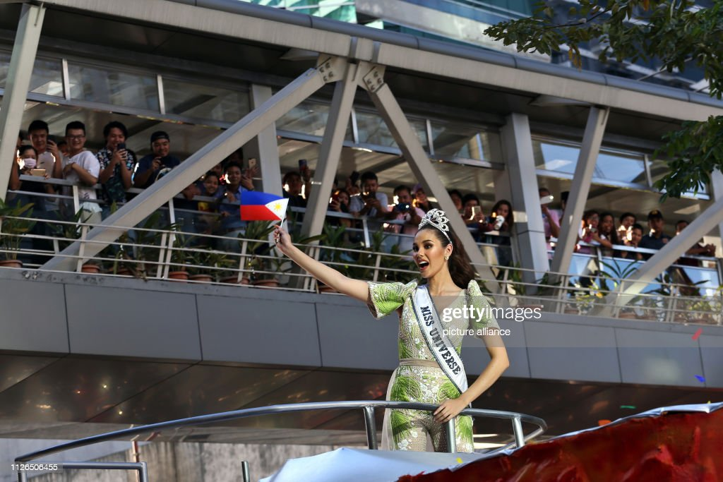 homecoming de miss universe 2018. - Página 4 February-2019-philippines-manila-miss-universe-the-filipina-catriona-picture-id1126506455