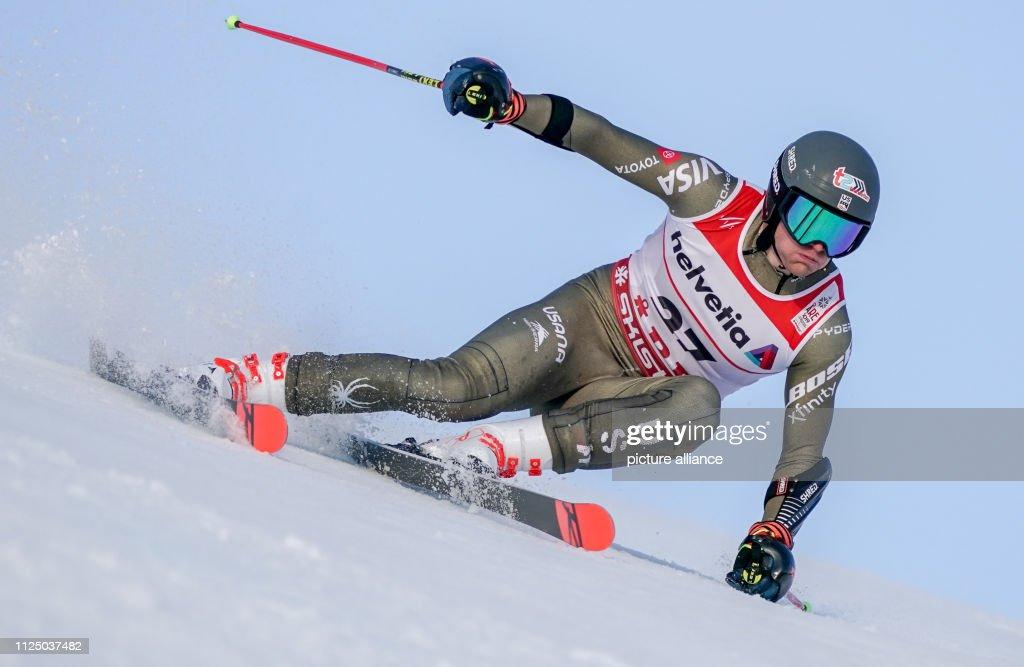 SWE: Ski Alpin WM In Are