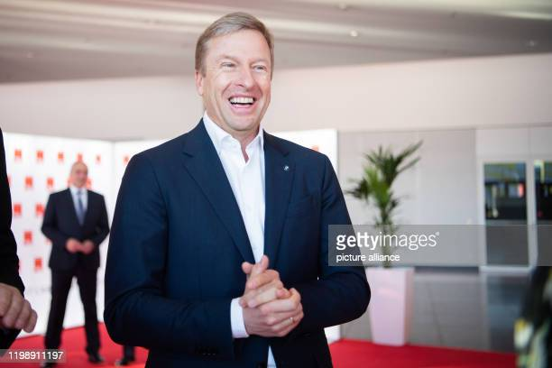 06 February 2020 BadenWuerttemberg Stuttgart Oliver Zipse Chairman of the Board of Management of BMW attends the Best Cars 2020 award ceremony...