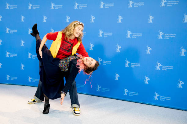 "DEU: Berlinale 2020 - ""Effacer l'historique"" - Photocall And Press Conference"