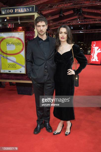 70th Berlinale Premiere Berlinale Series Freud The actors Robert Finster and Ella Rumpf The International Film Festival takes place from 2002 to...