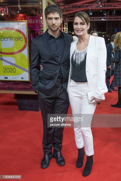 70th Berlinale Premiere Berlinale Series Freud The actors Robert Finster and Anja Kling The International Film Festival takes place from 2002 to...