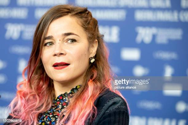 70th Berlinale press conference competition Effacer l'historique Blanche Gardin actress The International Film Festival takes place from 2002 to...