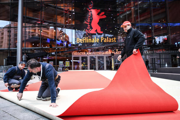 DEU: 70th Berlinale - Red Carpet Roll-Out At The Berlinale Palace