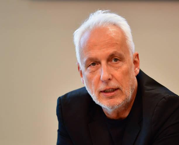 """DEU: Press Conference Before The Berlinale On """"Filmland Brandenburg"""""""