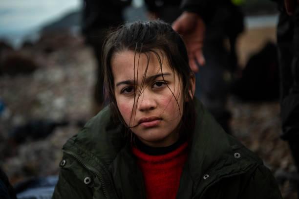 GRC: Refugees On Lesbos