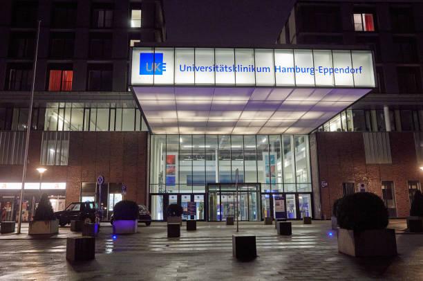 DEU: First Coronavirus Case Confirmed In Hamburg