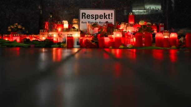 DEU: Shooting In Hanau - Vigil
