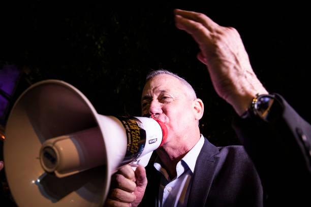ISR: Election Campaigns In Israel - Benny Gantz