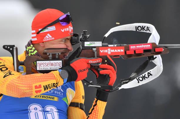 ITA: Biathlon World Championship - Individual 20Km Men