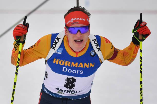 ITA: Biathlon World Cup - Mass Start 15 Km Men