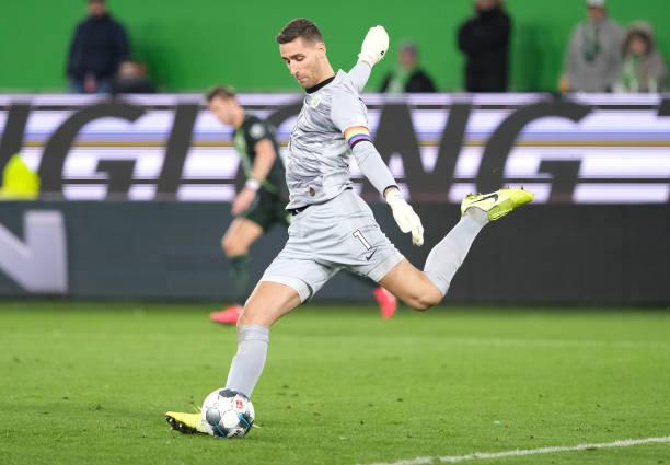 DEU: Bundesliga VfL Wolfsburg - Mainz 05