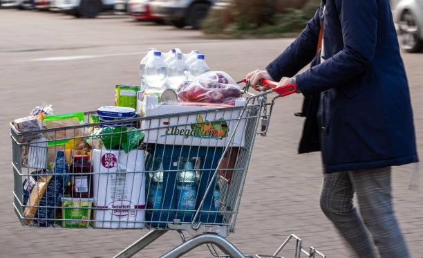 DEU: Corona Virus - Food Supplies