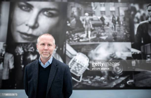 February 2020, North Rhine-Westphalia, Duesseldorf: Felix Krämer, General Director of the Kunsthaus is on display. Five months after the death of...