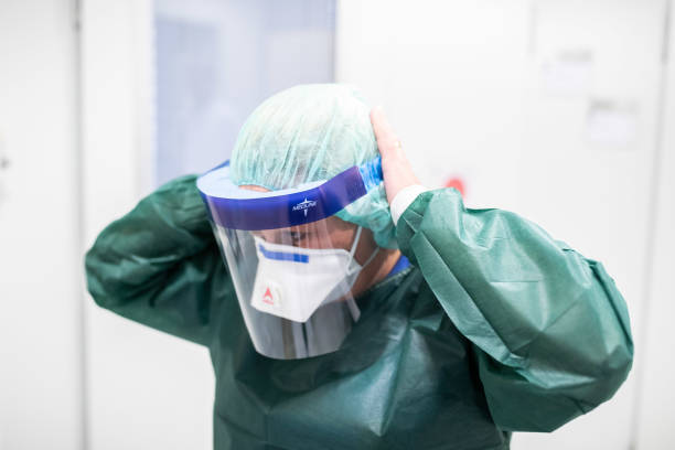 DEU: Coronavirus - Ongoing Situation In Germany