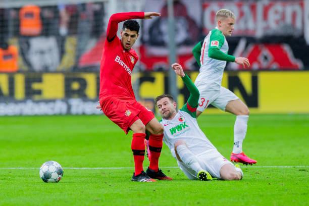 DEU: Bundesliga Bayer Leverkusen - FC Augsburg