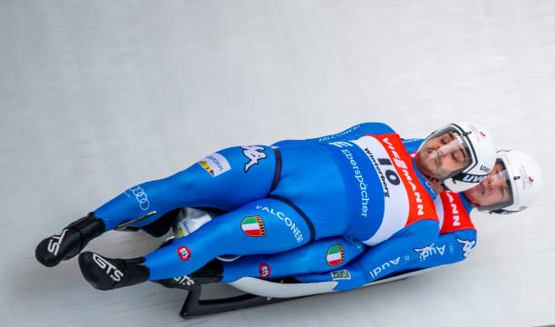 DEU: Luge World Cup - Doubles Men And Mixed