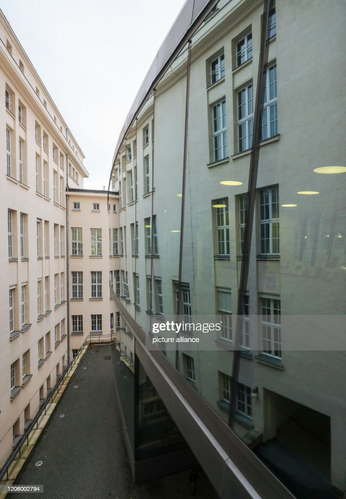 The Old Building Of The German National Library In Leipzig Is News Photo Getty Images