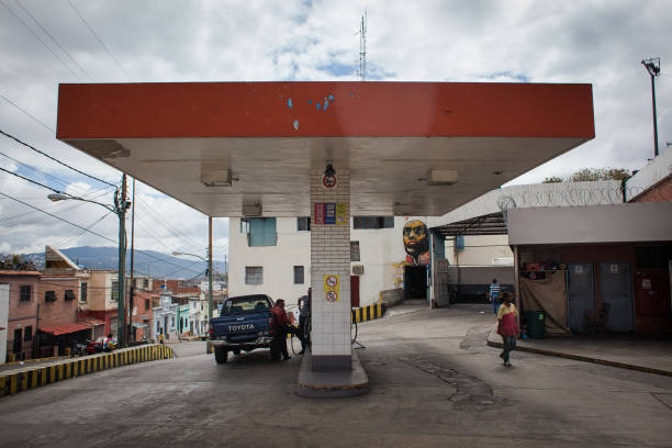 VEN: Fuel In Venezuela