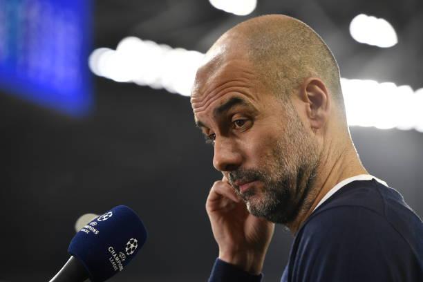HUN: CL Borussia Moenchengladbach - Manchester City