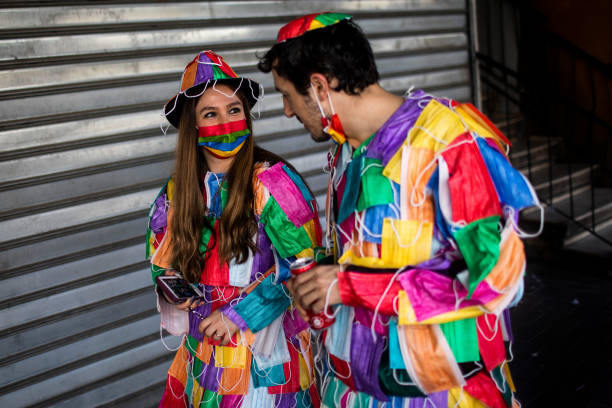 ISR: Purim Holiday in Israel