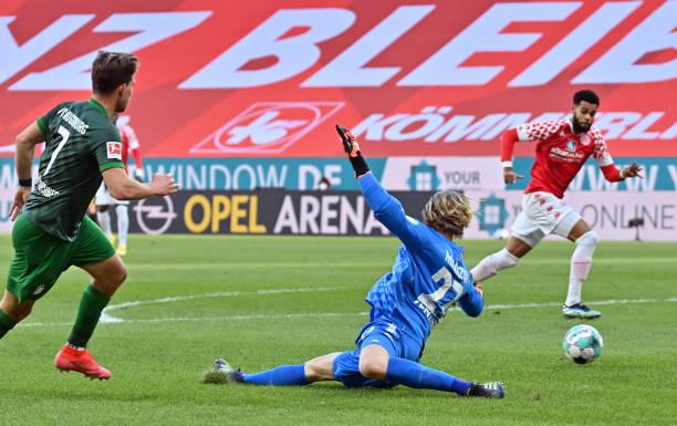 DEU: Bundesliga FSV Mainz 05 - FC Augsburg