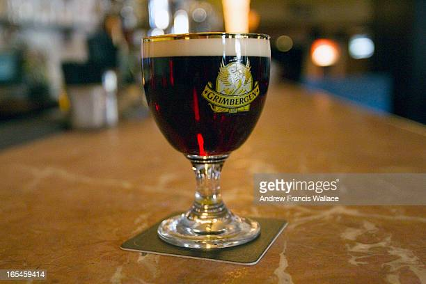 February 23 2011 Grimbergen Dubbel draught the legendary Belgian abbey beer whose roots go back to medieval times will make its official Canadian...
