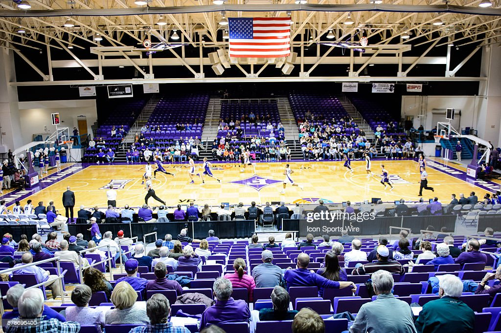 Timmons Arena on the campus of Furman University in