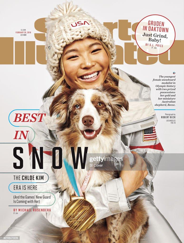 Best in Snow: The Chloe Kim Era is Here : Foto di attualità