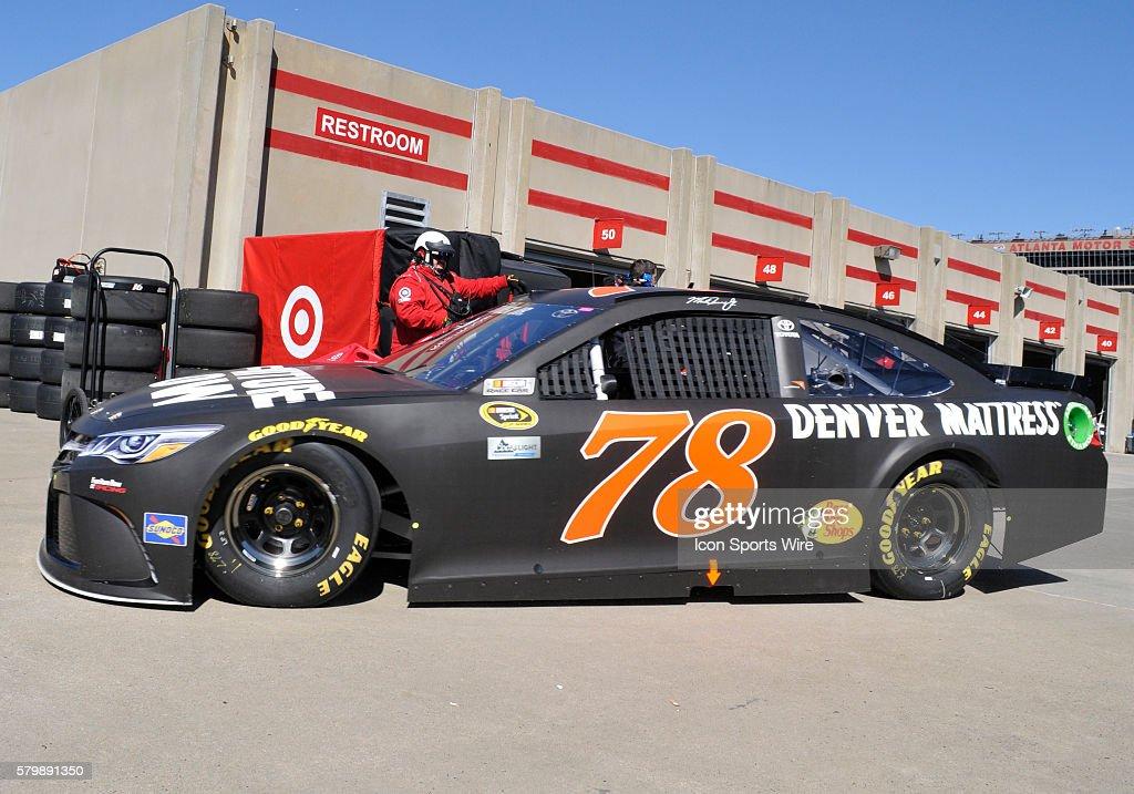 Exceptionnel Martin Truex, Jr.(78) Furniture Row Racing Furniture Row/ Denver Mattress