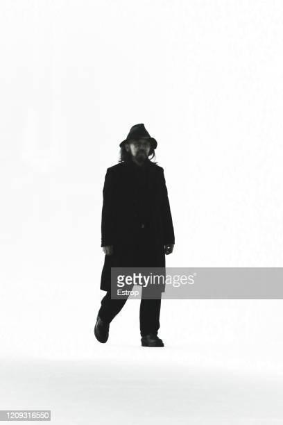 February 28: Fashion designer Yohji Yamamoto during the Yohji Yamamoto show as part of the Paris Fashion Week Womenswear Fall/Winter 2020/2021 on...