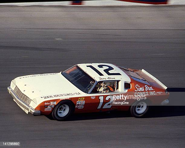 Davey Allison's first race at the Daytona International Speedway was in the ARCA 200 Allison started 37th in an AMC Matador but drove steadily to a...