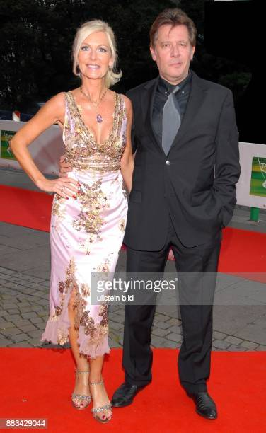 Fedder Jan Schauspieler D mit Ehefrau Marion