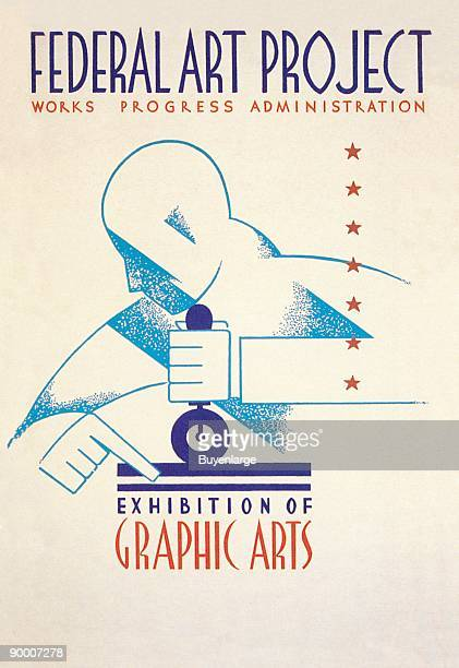 Federal Art Project: Exhibition of Graphic Arts