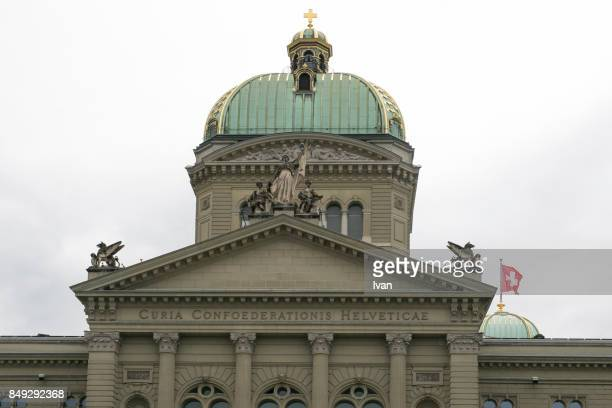 federal building (bundeshaus), bern, swaziland - swaziland stock pictures, royalty-free photos & images