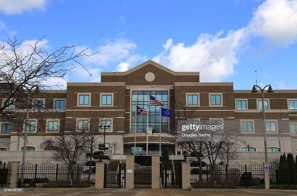 Federal bureau of investigation building fbi cleveland division