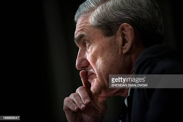 Federal Bureau of InvestigationDirector Robert Mueller testifies during a hearing of the Senate Appropriations Committee's Commerce Justice Science...