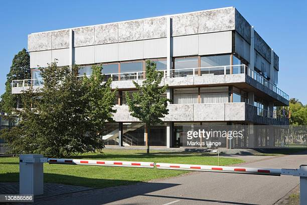 Federal Constitutional Court in Karlsruhe, Baden-Wuerttemberg, Germany, Europe