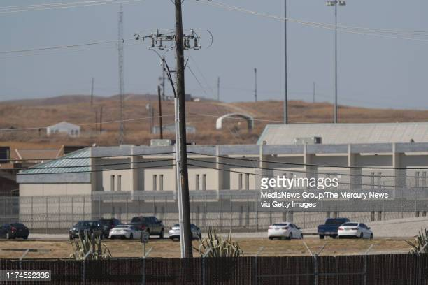 Federal Correctional Institution, Dublin is photographed in Dublin, Calif., Friday, September 13, 2014.