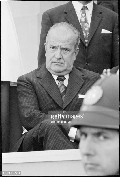 Federal Councillor Nello Celio at the Churchill commemoration ceremony in Zurich 1971 Federal Councillor Nello Celio at the Churchill commemoration...