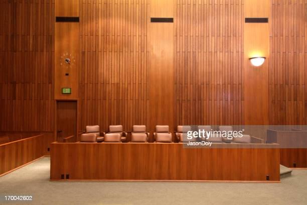 Federal Court Banc des jurés