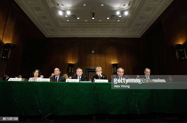 Federal Deposit Insurance Corporation Chairman Sheila Bair US Treasurys Comptroller of the Currency John Dugan Director of Office of Thrift...