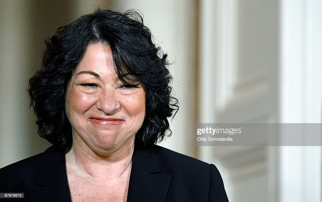 President Obama Announces Sonia Sotomayor As His Supreme Court Nominee