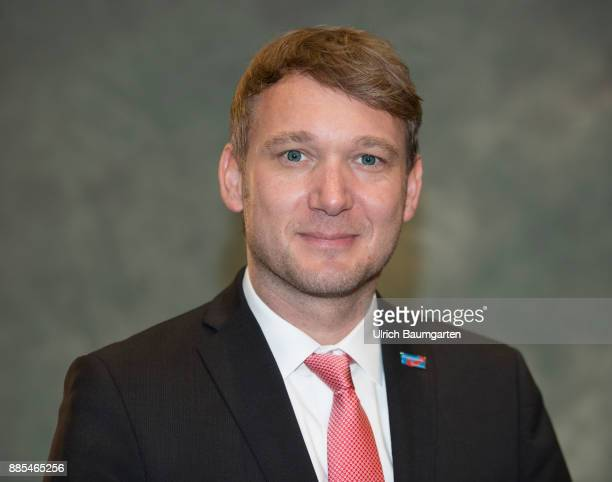 Federal Party Congress of Alternative for Germany Andre Poggenburg