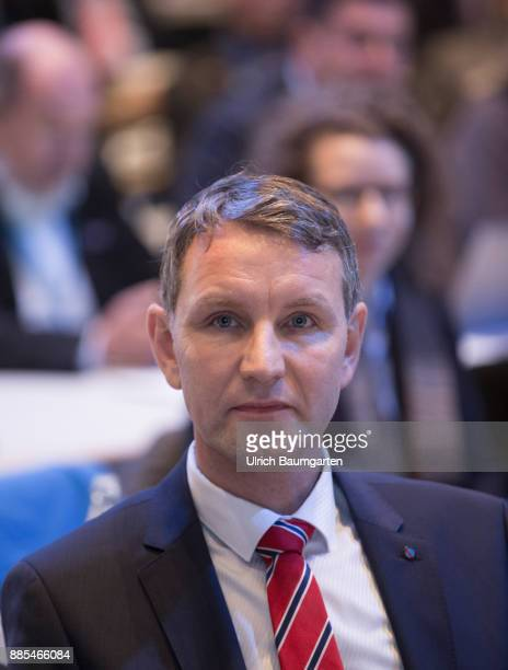 Federal Party Congress of Alternative for Germany . Bjoern Hoecke.